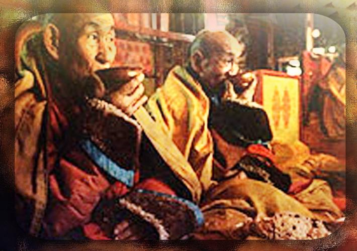 Чайная Церемония монголоязычных народов Suutei tsai