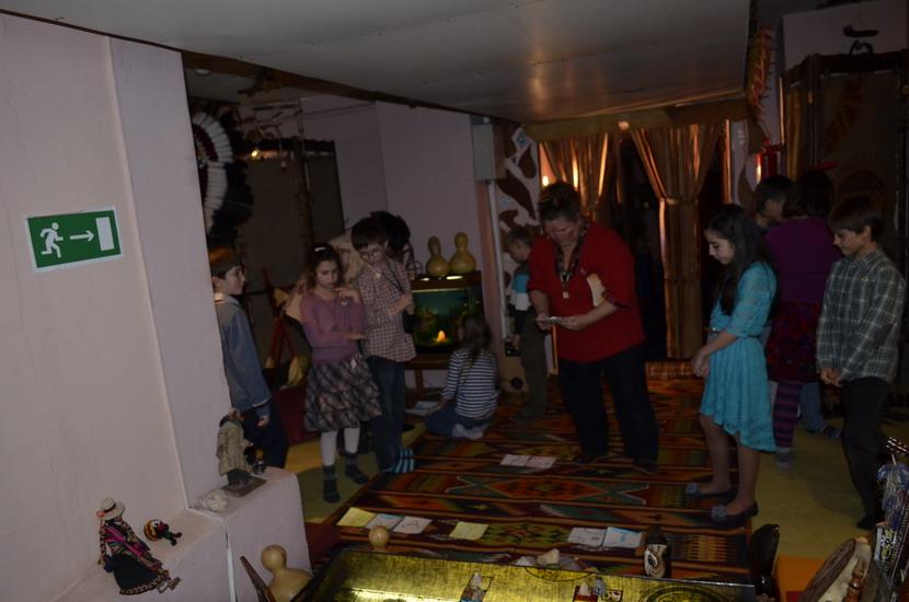 День рождение для Детей в Клубе Матэ