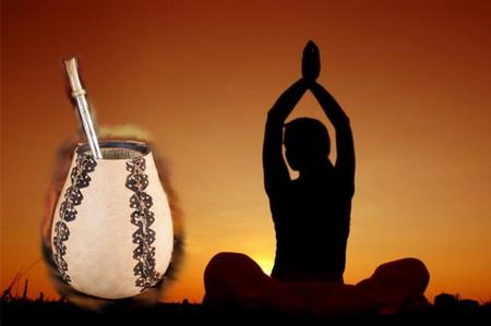 мате и йога