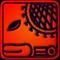Печать Красный Змей Чик-Чан