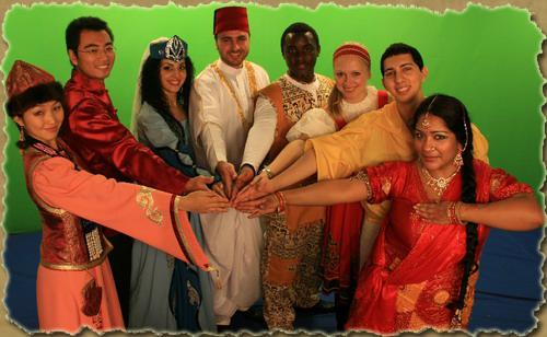 Венок народных традиций