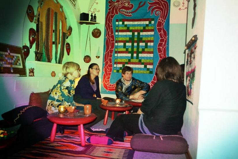 Арабский язык в Клубе Матэ