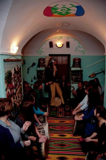 Открытие Клуба Матэ в Нижнем Новгороде