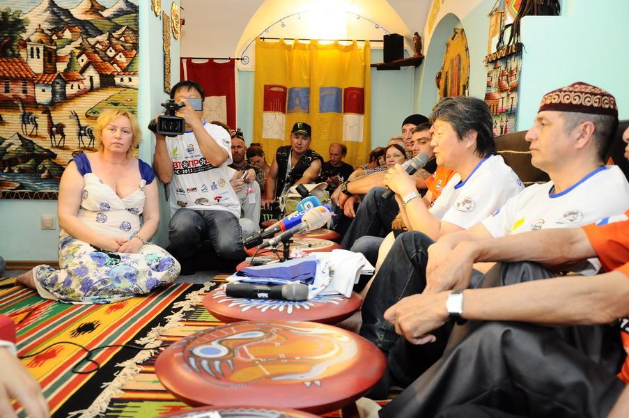 ~Великий Чайный Путь~ в Клубе МАТЭ в Нижнем Новгороде