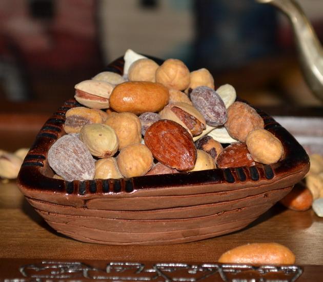 Мексиканский MIX (соленые в перце бобовые культуры)