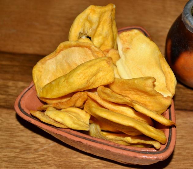 Нахальный фрукт (натуральные чипсы)