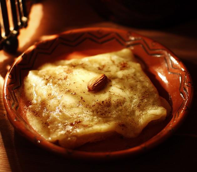 УТОЛИГОЛОД (сладкий бисквит с сыром)